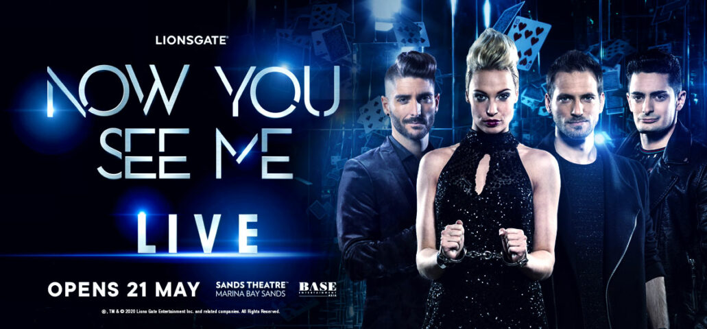 Now You See Me Live
