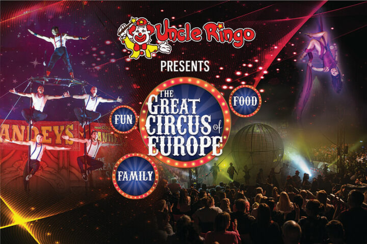 Uncle Ringo The Great Circus of Europe