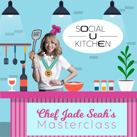 Cooking Masterclass with Jade Seah
