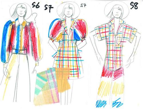 Kenzo Sketches