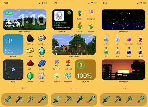 Minecraft Iphone Setup