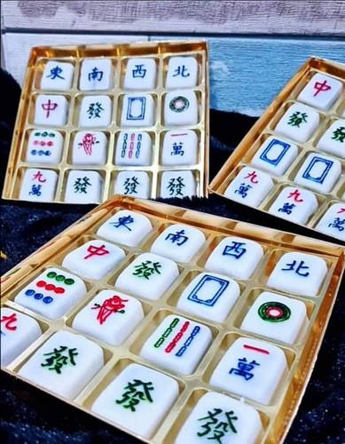 Mahjong Mooncake