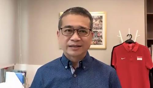 Minister Edwin Tong
