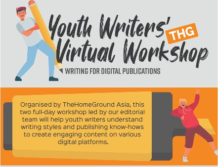 Youth Writers' Virtual Workshop: Writing for Digital Publications