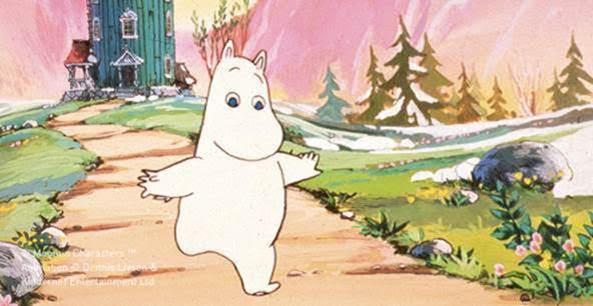 ArtScience on Screen: Adventures from Moominvalley