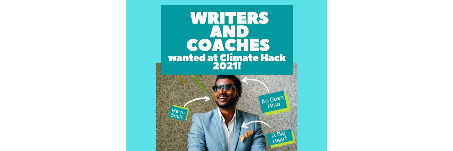 Climate Hack 2021