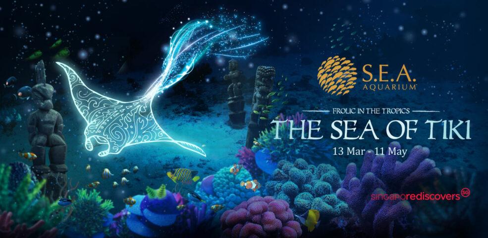 The Sea of Tiki