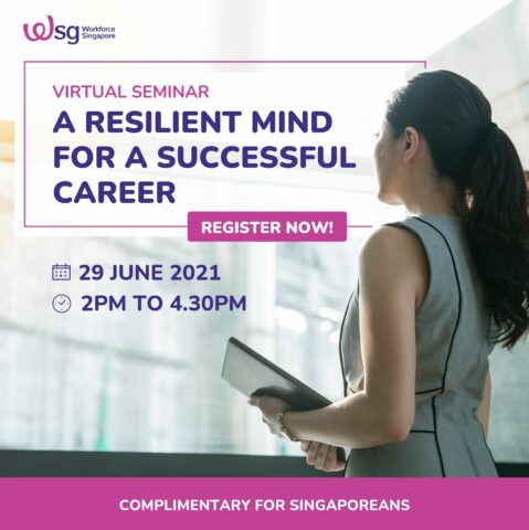 A Resilient Mind for a Successful Career