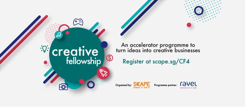*SCAPE Creative Fellowship Season 4 (CF4)