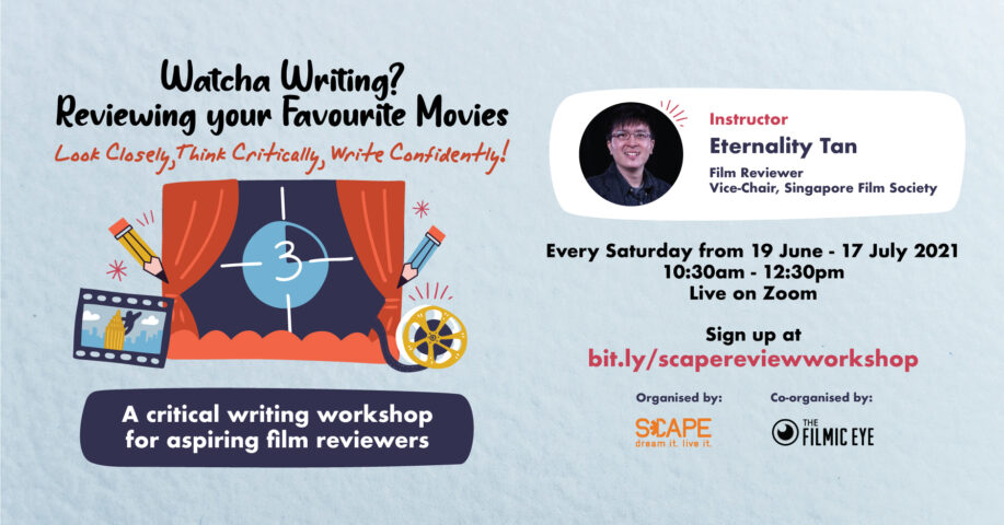 Watcha Writing? – Reviewing Your Favourite Movies
