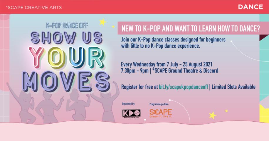 K-Pop Dance Off: Show Us Your Moves