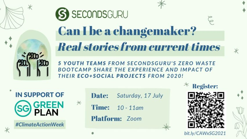 Can I be a changemaker? Real stories from current times