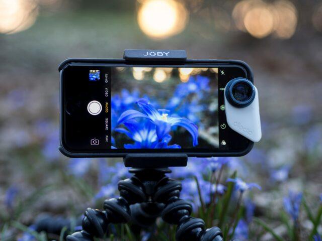 Five websites to improve your photography skills DSLR Camera Mobile Phone Skillshare