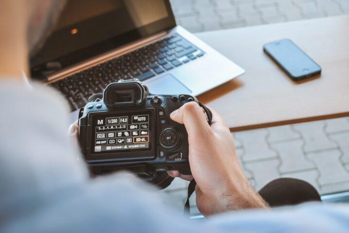 Five websites to improve your photography skills LinkedIn Learning DSLR Camera