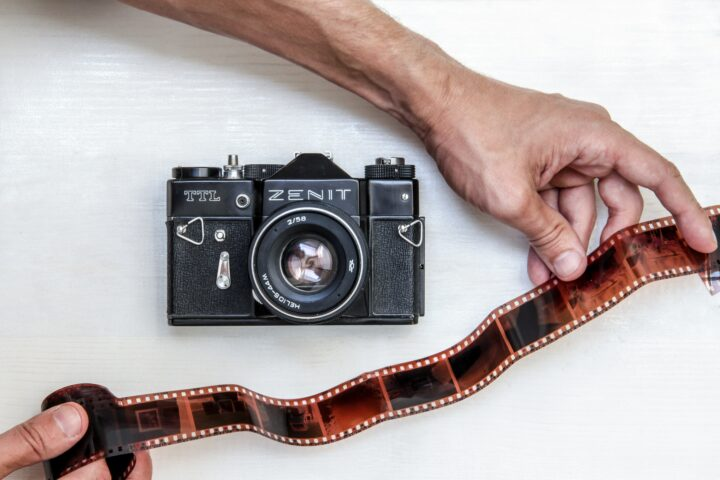 Five websites to improve your photography skills DSLR Camera Film CreativeLive