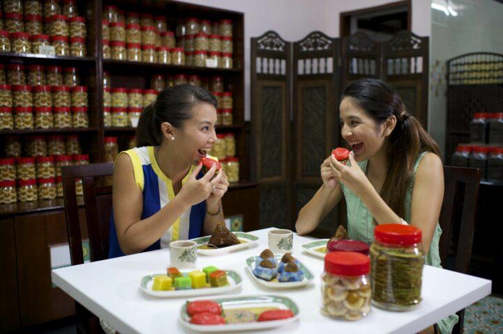 Make your own ang ku kueh workshop ji xiang singapore food festival bugis pernakan