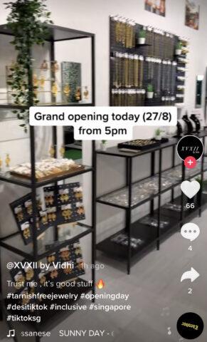 XVXII-vidhi-singaporean-small-business-jewellery-tik-tok-physical-store