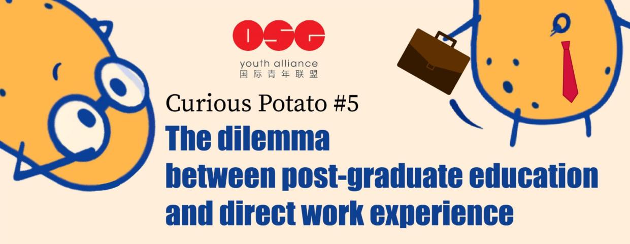 Curious Potato Talk Series #5