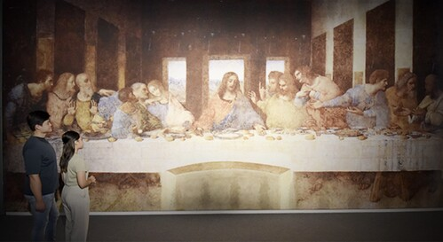 Science-Centre-Singapore-The-Last-Supper