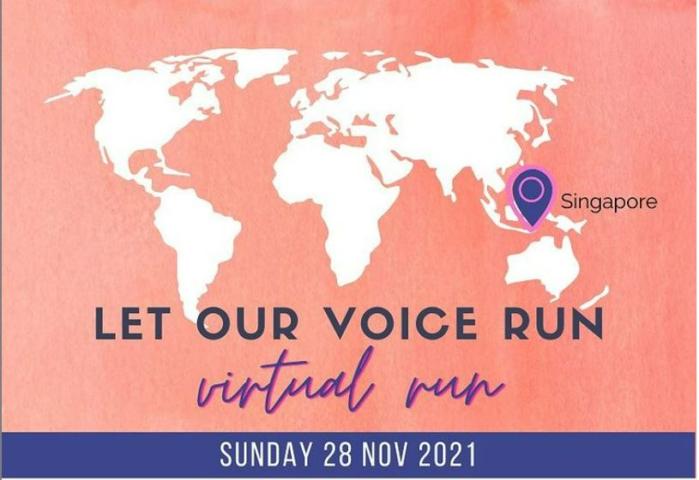 Let Our Voices Run