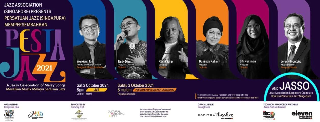Pesta Jazz: A Jazzy Celebration of Malay Songs