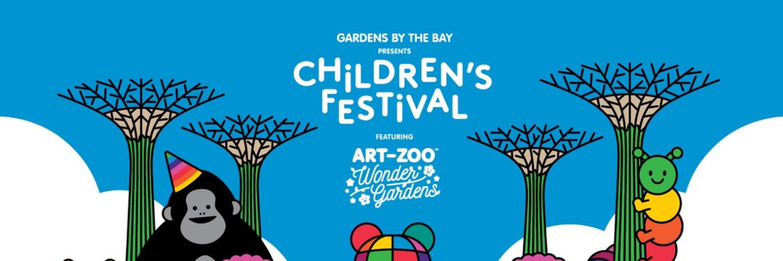 Children's Festival featuring Art-Zoo Wonder Gardens