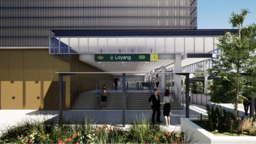 Loyang-Station-MRT-LTA-CRL