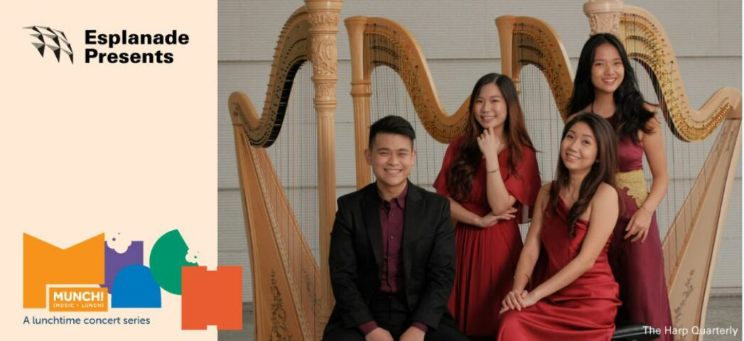 Munch! Lunchtime Concerts – A Harpy Jolly Christmas