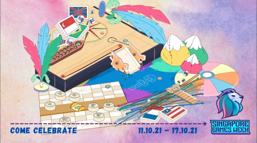 Singapore Games Week 2021