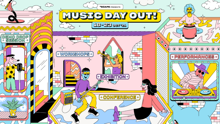 Music Day Out! 2021