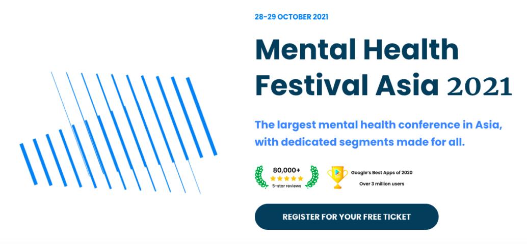 Mental Health Festival Asia 2021